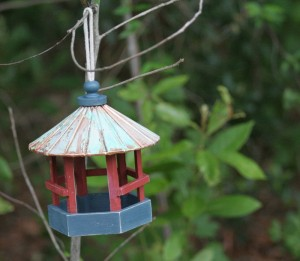 Copper clad birdhouse - DIY Art and Craft inspiration for ...