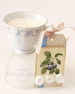 femine mothers day tea party gift idea
