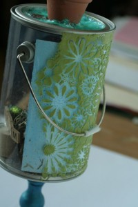 The Crafters Workshop Stencil and Texture Paste
