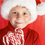 candy-cane crafts