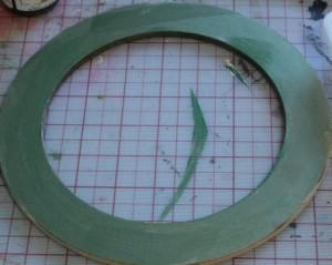 Base coat craft ring