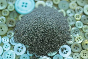 Pour on microbeads