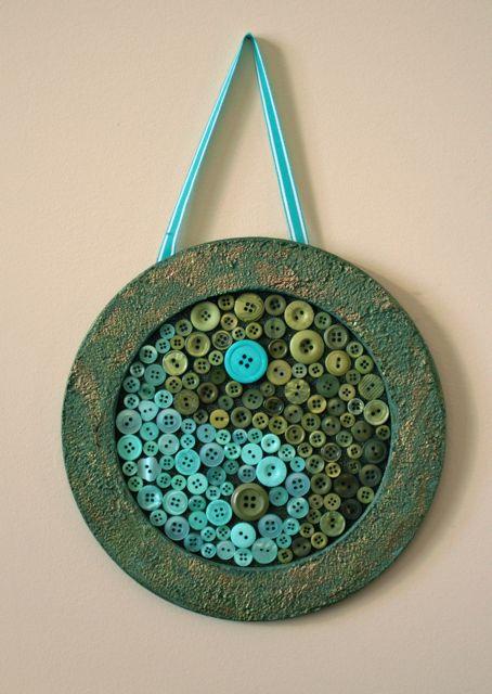 Button Yin-Yang
