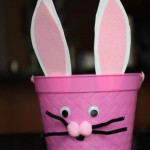 Quick Easter Bunny Basket
