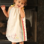 Tea Towel Pillowcase Dress