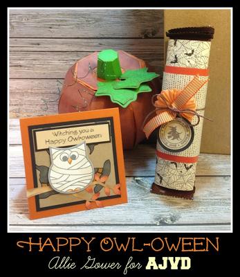 Halloween Papercrafts, Happy Halloween, handmade cards, candy bar wrapper
