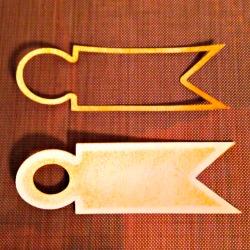 silhouette tricks, caramel apple tag