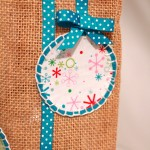homemade applique