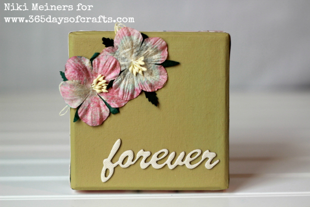 Make a Valentine Gift box