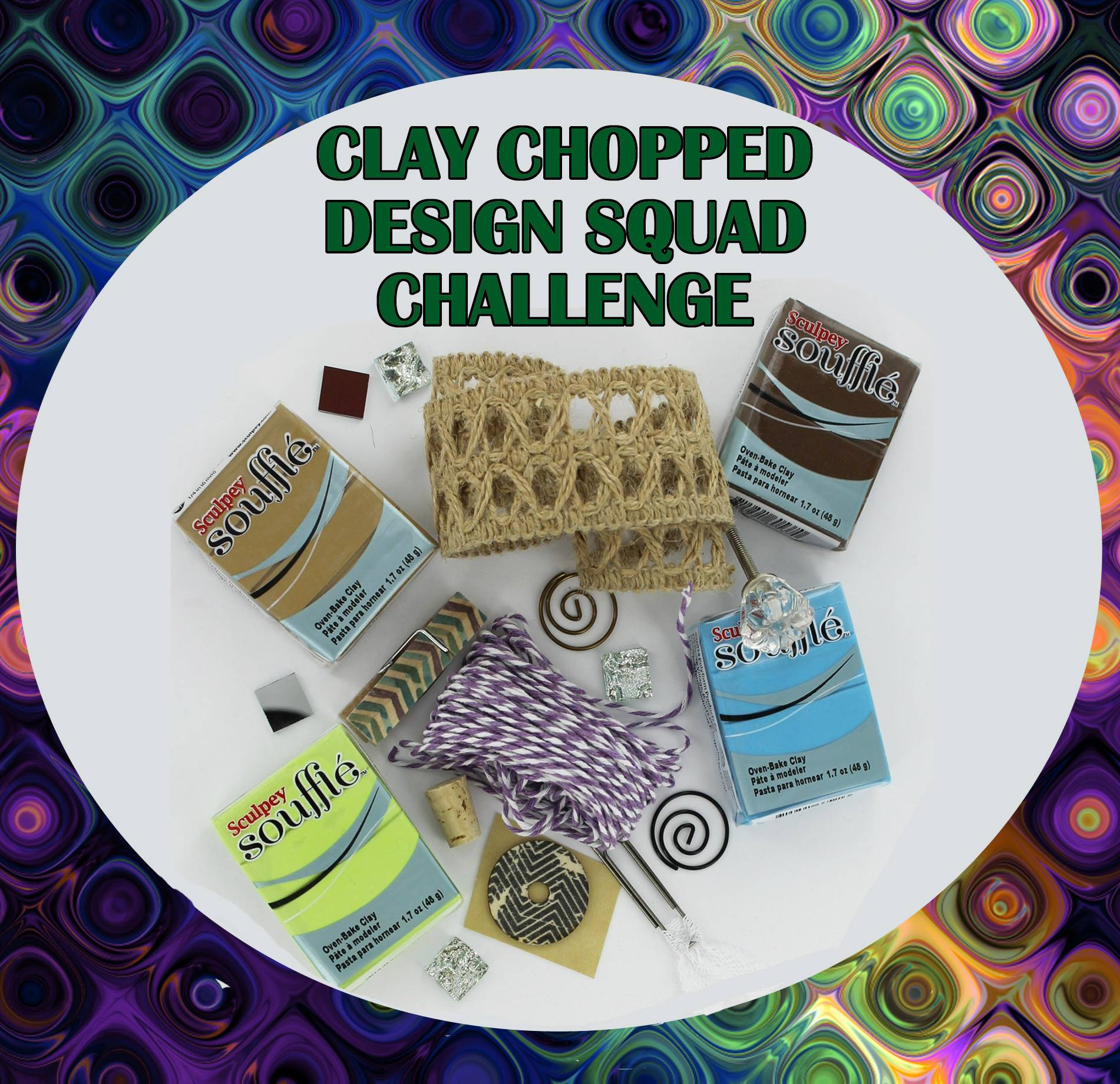 Chopped Design squad challenge