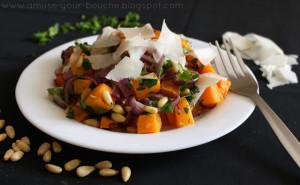 03 - Amuse Your Bouche - Roasted Butternut Squash Salad