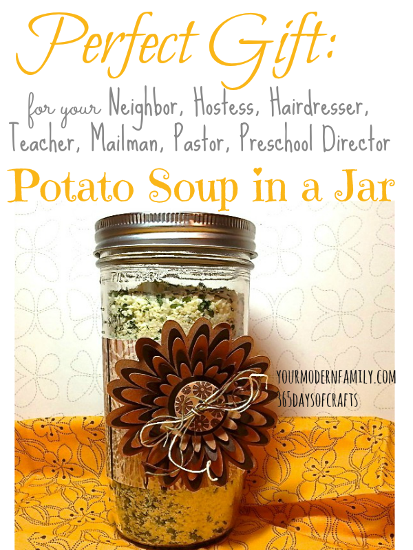 Potato-Soup-food gift in a Jar