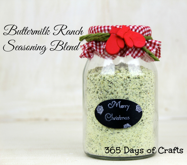 Buttermilk Ranch Seasoning