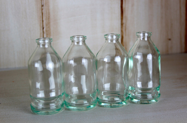 empty bottles for infusing