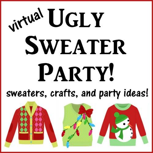 ugly sweater logo
