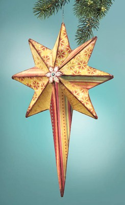 Decoupages Ornaments star