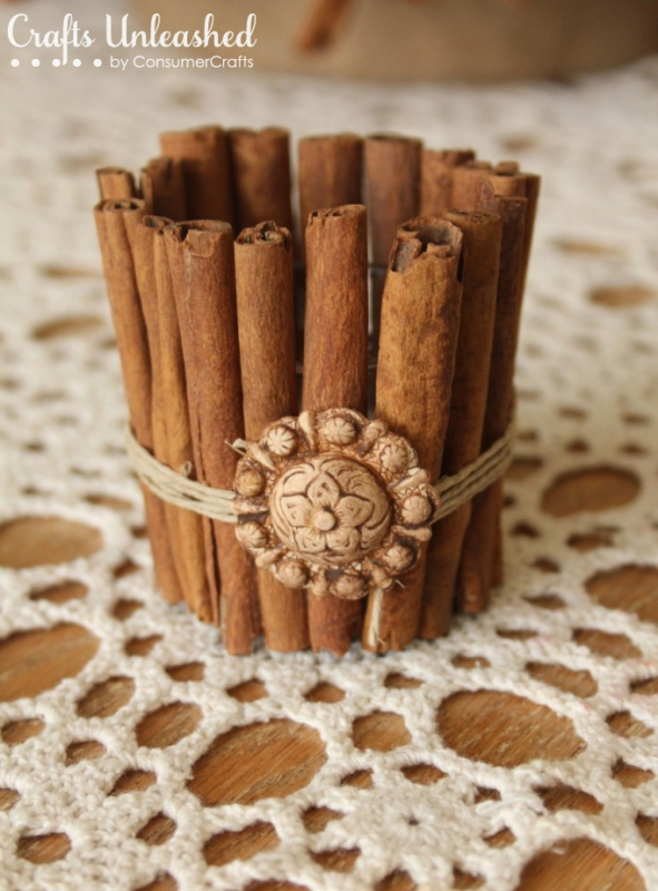 Seven Cinnamon Stick Crafts For Christmas 365 Days Of