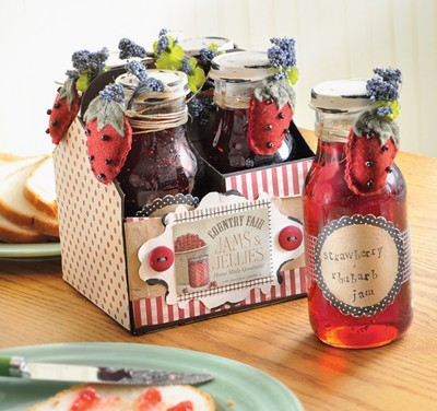jam and jelly gift set - Country Fair