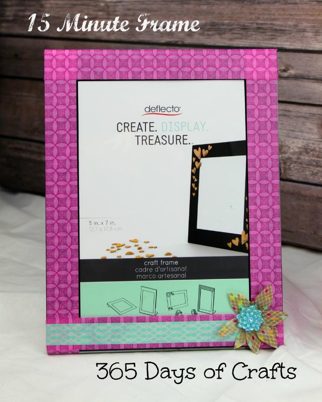 deflecto craft frame
