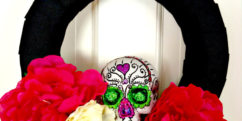 sugar-skull-wreath-calaveras-tutorial