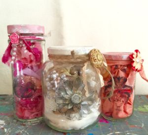 soft colors craft kit creativity in a jar